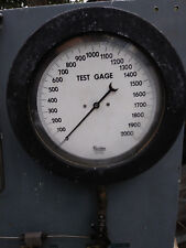 New listing Robert Shaw Acragage Test Gage 0-2000