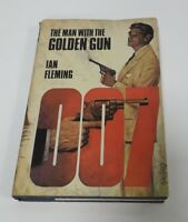 The Man With The Golden Gun by Ian Fleming, Book Club First Edition