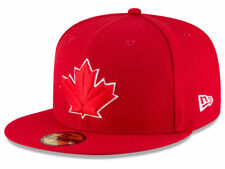 New Era Toronto Blue Jays ALT 2 59Fifty Fitted Hat (Red) MLB Cap