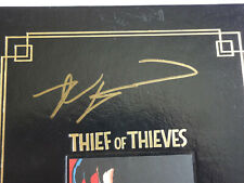 Thief of Thieves Vol 1  - SDCC Limited Hard Cover, Signed Robert Kirkman