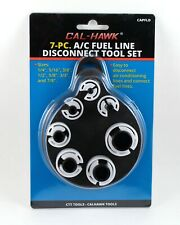 7 pc Quick Disconnect Tool Set AC Fuel Line Transmission Parts Gm Ford Chrysler