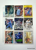 George Brett Kansas City Royals 12 Baseball Card Lot NM/MT