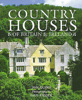 (Very Good)-Country Houses of Britain and Ireland (Hardcover)-Quinn, Tom-1843308