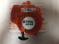 stihl hs45  recoil shroud pull start screws  OEM STIHL