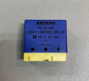 Volvo 760 940 960 OEM Genuine Main Light Headlight Head Lamp Relay Fuse 3545465