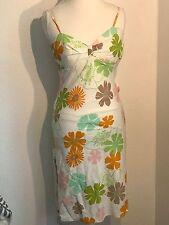 Vero Moda white  Floral Dress Best seller wholesale Spain ***FREE SHIPPING***