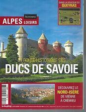 ALPES LOISIRS n° 53.DUCS DE SAVOIE, QUEYRAS, NORD-ISERE...   Z13E