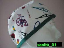 Cuffia chirurgica - Sottocasco - Bandana - Surgical cap -  sanità_01