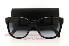 Brand New GIORGIO ARMANI Sunglasses 852 807/55 Black Unisex without case