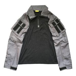 Mens Military GEN3 Tactical Shirt Army Combat Shirt G3 BDU Uniform Casual Camo