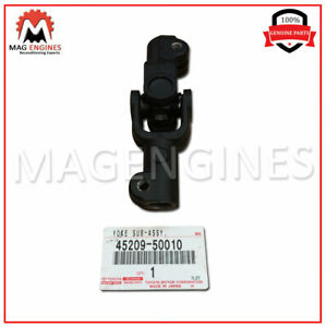 45209-50010 GENUINE OEM STEERING SLIDING YOKE SUB-ASSY FOR LEXUS ES250