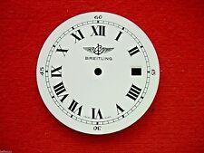 Cadran pendulette Zifferblatt Breitling montre dial 63 mm Clock quartz