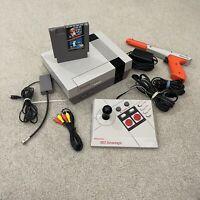 NES Classic Nintendo Entertainment System Console Bundle NES Advantage Pad