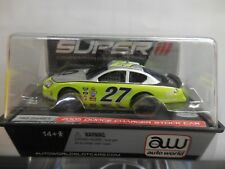 AUTO WORLD ~ Super lll '05 Dodge Charger Stock Car ~ Rare Find ~ FITS AFX, AW