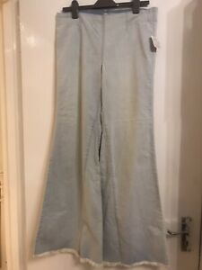 Penny Pull On Flares Free People Bnwt 31 Inch Waist