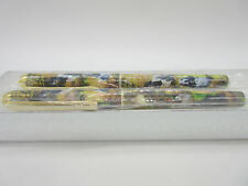 New English Cocker & Clumber Spaniels Pen Set - 2 Pens in Gift Box Ruth Maystead