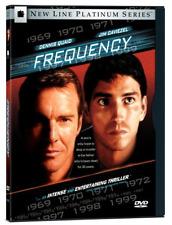 QUAID,DENNIS-FREQUENCY  DVD NEW