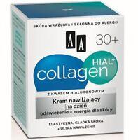 Oceanic AA Collagen Hial 30+ Moisturizing and Skin Energizing Day Cream 50ml