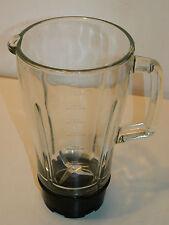 RECIPIENT 1750ml verre LAME glass CUISINE mixer MIXEUR juice cup ROBOT CUISINE
