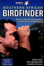 The Southern African Birdfinder: Where to Find 1,400 Bird Species in Southern Af