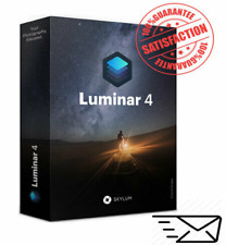 Skylum Luminar 4 v4.2.0 🔥For Mac/ Windows  🔥 Lifetime 🔐 (Last Update)  📩