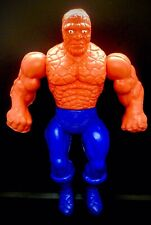 WORRIED FANTASTIC FOUR THING MOTU HE-MAN BODY JUMBO BOOTLEG BLOWN MOLD FIGURE