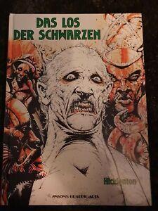 Das Los Der Schwarzen, Comic Für Erwachsene, Hardcover, Thriller