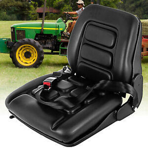 Suspension Tractor For Seat Forklift Excavator Truck Universal Backrest Chair