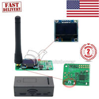 Assembled MMDVM Hotspot+OLED+Antenna Case Support P25 DMR YSF Fo Raspberry Pi US