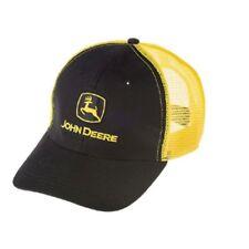 John Deere Mesh-cap basecap baseballcap gorra Trucker Cap negra