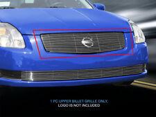 Fits 2004-2006 Nissan Sentra Black Billet Grille Grill Insert