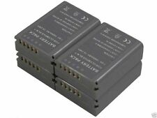 new 4pcs BLN-1 Battery and Dual Charger for OMD M-5 EM5 E-M5 E-M1 EM1 E-P5 BLN1