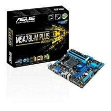 ASUS M5A78L-M PLUS/USB3, Socket AM3+, AMD Motherboard