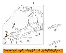 GM OEM Frame-Rail End Left 12475401
