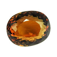 Flawless Tourmaline 11.02ct aaa orange color 100% Natural earth mined Mozambique