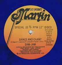 "Sam-Jam – Dance And Chant - 12"" INCH"