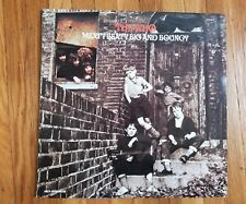 The Who Meaty Beaty Big And Bouncy VG+ Vinyl LP VG+ Record Cover  MCA-1578