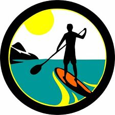 Stand Up Paddle Board (color) Jeep Wrangler Rubicon Liberty Spare Tire Cover