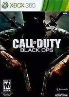 Call of Duty Black Ops Xbox 360 Game/One Compatible 1 I Cod Fast Ship