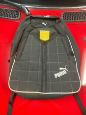 Pre-owned Puma Ferrari Pilota Backback Bag