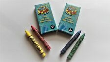 MINI BOX CRAYONS 12PACK Birthday Party Favours Gift Loot Filler Party Bag