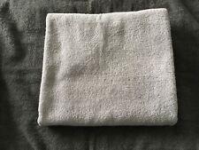 new grey bath sheet