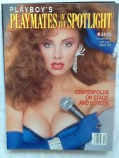 Playboy Book: Playmates In The Spotlight (1989)
