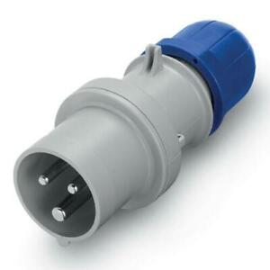 Scame Industrial Commando Plug Connector Socket 230V 2P+E 16amp or 32amp