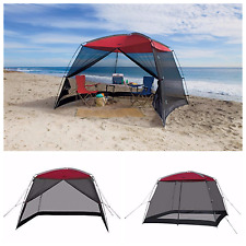Screen House Tent Outdoor Gazebo Instant Camping Large Sun Shade Canopy Style