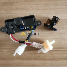 Square Avr Automatic Voltage Regulator For 1kw 2kw 3kw 4kw Gas Generator
