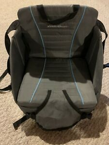 Eddie Bauer Pop-Up Booster Seat/High Chair, Travel or Home