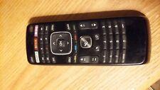 Vizio XRT112 LED Smart Internet Apps TV Remote control