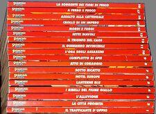 CG0077 - Shanghai Devil, Sergio Bonelli Editore - serie completa