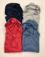 Club Room Mens Lightweight Hoodie Shirt Pullover Drawstring Variety